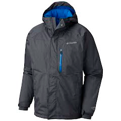 Columbia Men's Alpine Action Jacket (Extended Sizes) Image