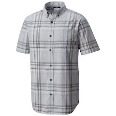 Columbia Men's Rapid Rivers II Short Sleeve Shirt (Tall Extended Sizes) Image
