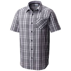 Columbia Men's Decoy Rock II Short Sleeve Shirt (Tall Extended Sizes) Image