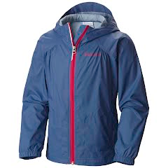 Columbia Girls Youth Switchback Rain Jacket Image