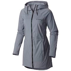 Columbia Women's Sweet As Long Softshell Jacket Image