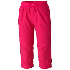 Columbia Girl`s Youth Five Oaks Capri Image