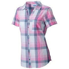 Columbia Women's Wild Haven Short Sleeve Shirt Image