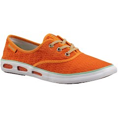 Columbia Women`s Vulc N Vent Lace Canvas II Shoes Image