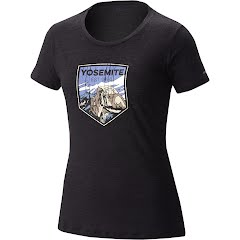 Columbia Women`s National Parks Short Sleeve T-Shirt Image