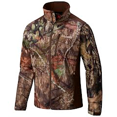 Columbia Men's Stealth Shot III Softshell Jacket Image