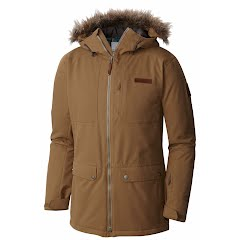 Columbia Men`s Catacomb Crest Insulated Parka Jacket Image