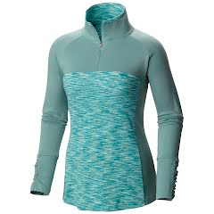 Columbia Women`s Outerspaced II Half Zip Shirt Image