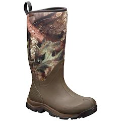 Columbia Men`s Bugaboot Neo Tall Camo Omni-Heat Boots Image