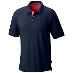 Columbia Men's PFG Harborside Polo Shirt Image