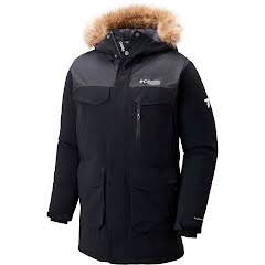 Columbia Men's Titan Pass 780 TurboDown Parka (Extended Sizes) Image