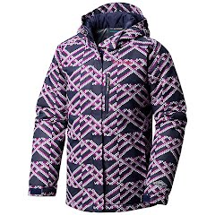 Columbia Girls' Toddler Magic Mile Jacket Image