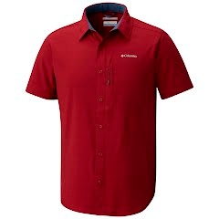 Columbia Men's Cypress Ridge Short Sleeve Shirt Image