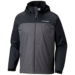 Columbia Men's Glennaker Lake Lined Rain Jacket (Tall Extended Sizes) Image