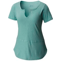Columbia Women's Summer Time Short Sleeve Tee Image