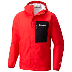 Columbia Men's Summit Sleeker Soft Shell Jacket Image