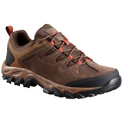 Columbia Men's Buxton Peak Waterproof Hiking Shoes Image