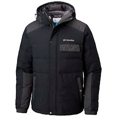 Columbia Men's Winter Challenger Hooded Jacket Image