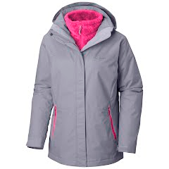 Columbia Women's Bugaboo II Fleece Interchange Jacket Image