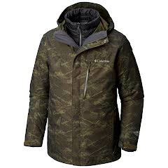 Columbia Men's Whirlibird III Interchange Jacket Image