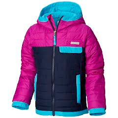 Columbia Youth Mountainside Full Zip Jacket Image