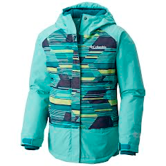 Columbia Girl's Youth Mighty Mogul Jacket Image