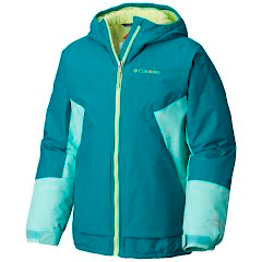 Columbia Girl's Youth Snow Problem Jacket Image