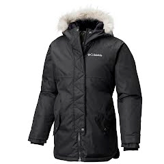 Columbia Girl's Youth Carson Pass Mid Jacket Image