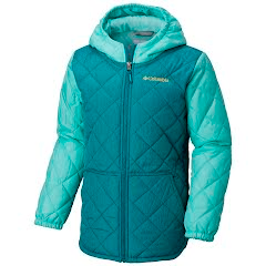Columbia Girl's Youth Puffect Jacket Image