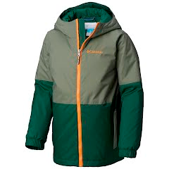 Columbia Boy's Youth Sky Canyon Jacket Image