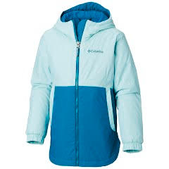 Columbia Girl's Youth Sky Canyon Jacket Image
