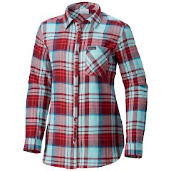 Columbia Women's Simply Put II Flannel Shirt Image