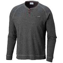 Columbia Men's Cullman Crest Sweater Henley Image