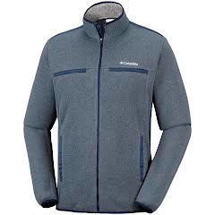 Columbia Men's Terpin Point III Full Zip Fleece Jacket Image