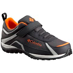 Columbia Youth Conspiracy Waterproof Shoes Image
