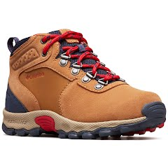 Columbia Youth Newton Ridge Suede Boots Image
