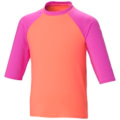 Columbia Youth Mini Breaker II Short Sleeve Sunguard Image