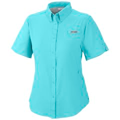 Columbia Women's Tamiami II Shorstsleeve Shirt (Plus Sizes) Image