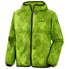 Columbia Youth Pixel Grabber Wind Jacket Image