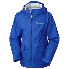 Columbia Girls Youth Trail Trooper Rain Jacket Image