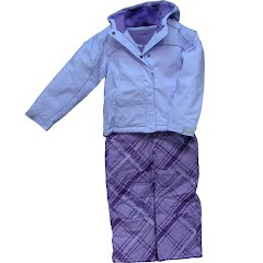 Columbia Infant Girls Snow Glow Set Image