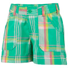 Columbia Girl's Preschool Silver Ridge Novelty Short Image