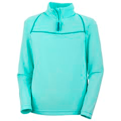 Columbia Girl's Youth Sweet Creek 1/2 Zip Image