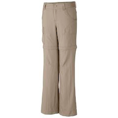 Columbia Girl`s Youth Silver Rdge Convertible Pant Image