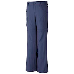 Columbia Girl's Youth Silver Rdge Convertible Pant Image