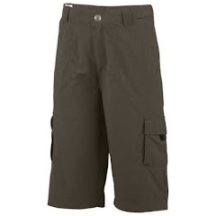 Columbia Boy`s Silver Ridge Short Image