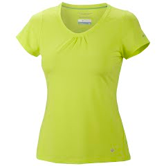 Columbia Women's Trail Crush Short Sleeve Top Image