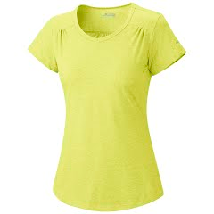 Columbia Women's Thistle Ridge Short Sleeve Tee Image
