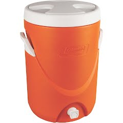 Coleman 5 Gallon Beverage Cooler Image