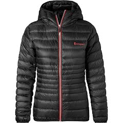 Cotopaxi Women's Fuego Hooded Down Jacket Image